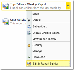 How to build a custom report for Lync/Skype for Business